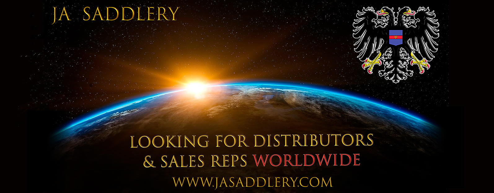 JASaddlery is looking for distributors